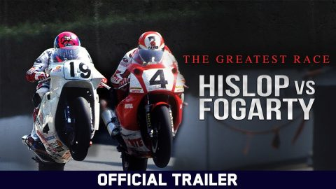 The Greatest Race - Hislop V Fogarty - Official Trailer | Echoboom Sports