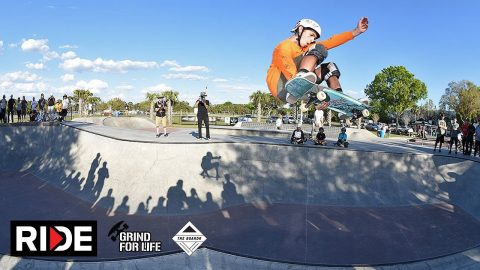 The Grind for Life Series at Zephyrhills Presented by Marinela - RIDE Channel