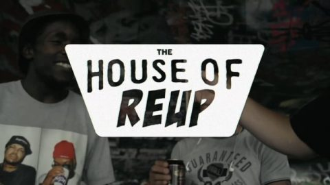 THE HOUSE OF REUP - [HTL VOL 14] - HOLD TIGHT LONDON