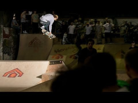 The House Skatepark Comp 2017 - Madness in Sheffield - Sidewalk Mag