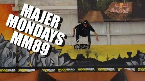 The Huge and Scary Pyramid Gap at WOODWARD EAST MM90 - MAJER Crew