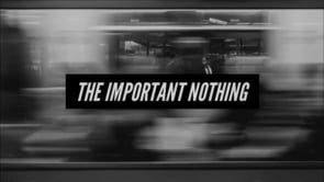 The Important Nothing (Trailer). | Science Skateboards