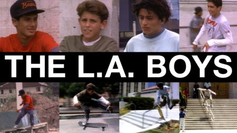 The L.A. Boys | Trailer - The Berrics