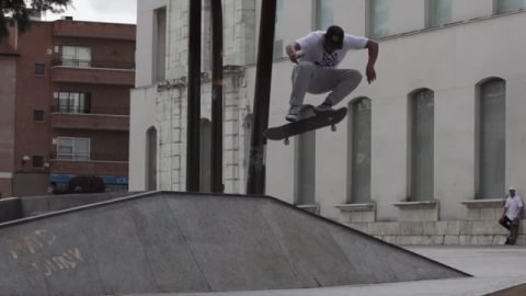 THE MADRID TOUR - NOMAD SKATEBOARDS | Nomadskateboards