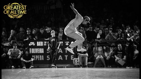 The Most Epic Battle In BATB History | The Berrics