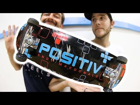 THE MOST EXPENSIVE AMAZON SKATEBOARD! - Braille Skateboarding