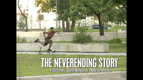 THE NEVERENDING STORY  |  SKATESAUCE | Sk8Sauce