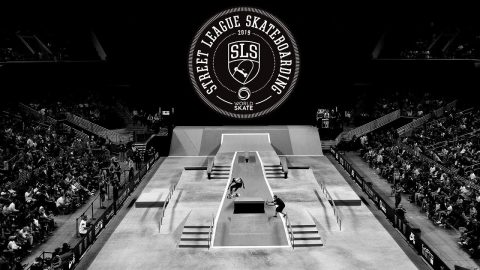 The new SLS World Tour event format! | SLS