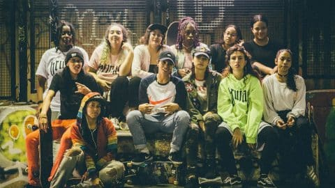The New York Crew That's Redefining Skate Culture | BRUJAS - Red Bull
