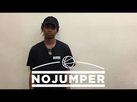 The Night Lovell Interview - No Jumper