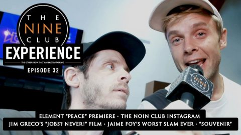 "The Nine Club EXPERIENCE | Episode 32 - Element ""PEACE"" Premiere 