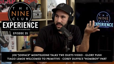 "The Nine Club EXPERIENCE | Episode 35 - Joe ""JoeFace"" Monteleone 