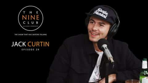 The Nine Club With Chris Roberts | Episode 29 - Jack Curtin - The Nine Club