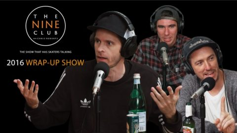 The Nine Club With Chris Roberts | SPECIAL - 2016 Wrap-Up Show - The Nine Club