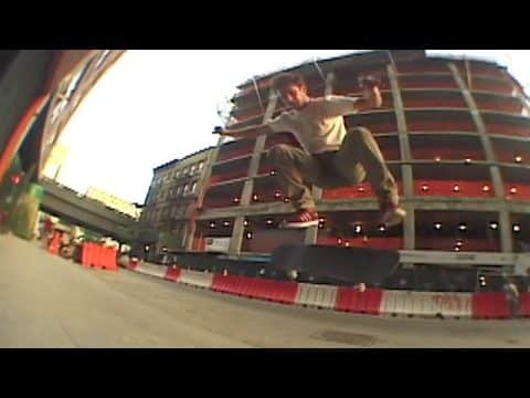 The Northern Co., Postcard from NYC | TransWorld SKATEboarding - TransWorld SKATEboarding