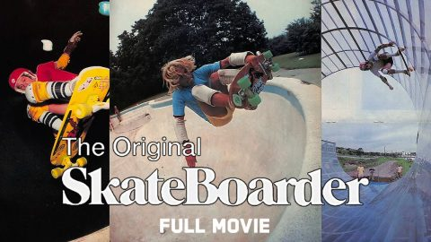 The Original Skateboarder - Full Movie | Echoboom Sports