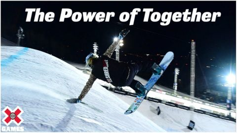 THE POWER OF TOGETHER | X Games Aspen 2021 | X Games