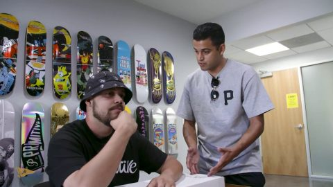 The Primitive Reserve Subscription - Paul Rodriguez