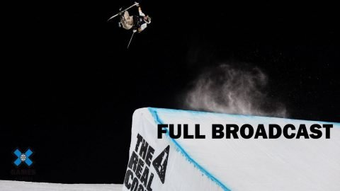The Real Cost Men's Ski Big Air: FULL BROADCAST | X Games Aspen 2020 | X Games