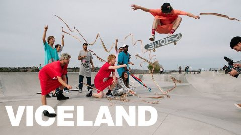 """The Real Team's """"Nora Challenge""""   VICELAND"""