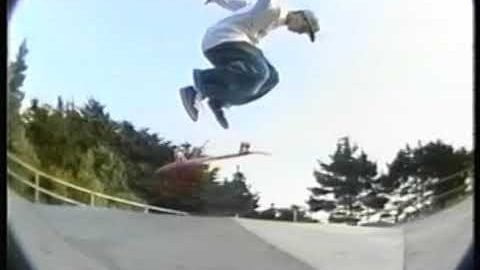 The REAL Video '93 : Kelly Bird   REAL Skateboards