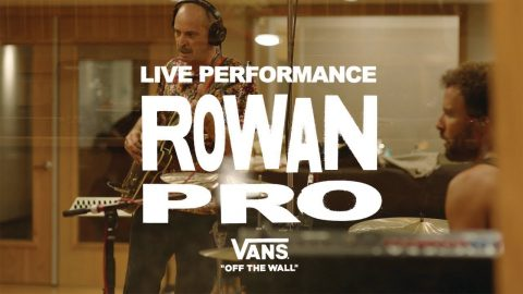 The Rowan Pro: Behind The Scenes | Skate | VANS | Vans