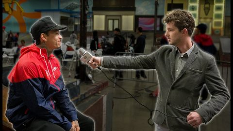 The Scared Intern Interviews The USA Skateboarding National Team | The Berrics