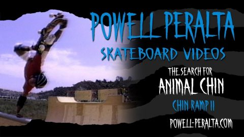 THE SEARCH FOR ANIMAL CHIN CH.10 CHIN RAMP II | Powell Peralta
