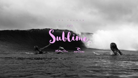The Search For Sublime with Mathea Olin | My Bikini Week | Rip Curl