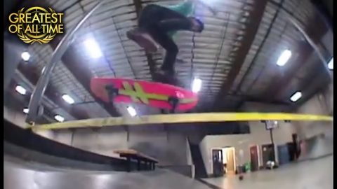 The Skate Ninja At The Berrics | The Berrics