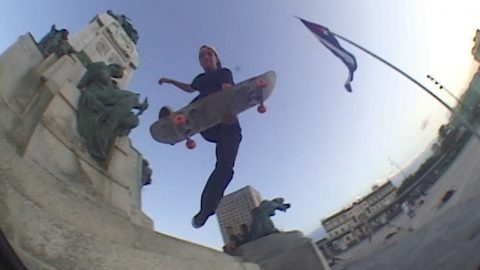 "The Skate Witches' ""Portal to Havana"" Video 