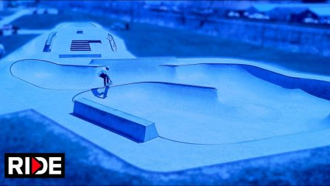 The Skatepark: Concrete Dreams - Episode 01 | RIDE Channel