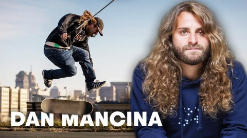 The skater who lost his vision, but not his passion. | Out of Frame w/ Dan Mancina - Red Bull