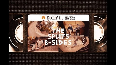 THE SPLITS B-SIDES [VHSMAG] - vhsmag
