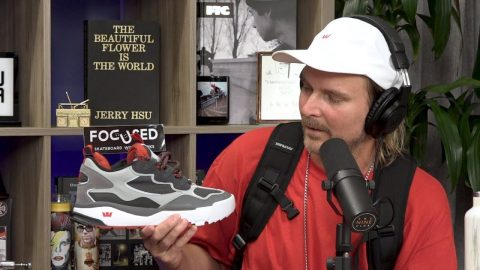 The Supra MUSKA2000 Shoe Is Coming Soon!! | The Nine Club Highlights