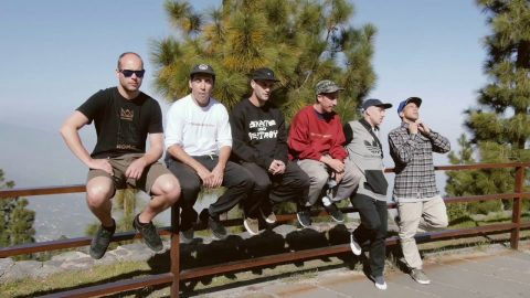 THE TENERIFE TOUR - NOMAD SKATEBOARDS | Nomadskateboards