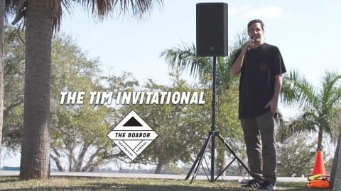 The Tim O'Connor Invitational Skateboarding Shindig - TheBoardr