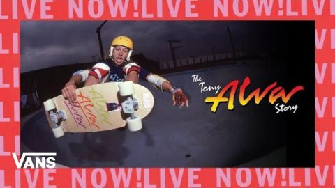 The Tony Alva Story Premiere and Q & A | Skate | VANS | Vans
