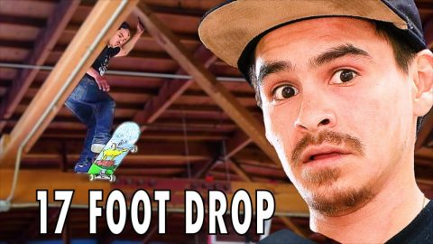 THE TRICK THAT PUSHED CARLOS LASTRA TOO FAR | Braille Skateboarding