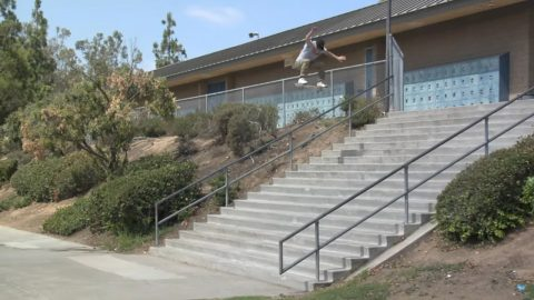The Trucks That Switch Ollied El Toro | Krux Trucks