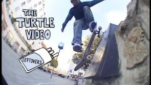 THE TURTLE VIDEO - Leftovers | Turtle Productions