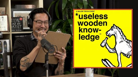 "The Ultimate Skateboard Knowledge Test - ""Useless Wooden Knowledge"" 