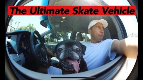 The Ultimate Skateboard Vehicle | Joey Brezinski
