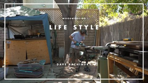 The Upcycling Life Style of Dave Bachinsky | The Berrics