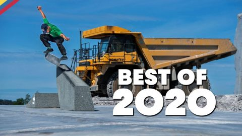 The World Loves Skateboarding | Best Of Red Bull Skateboarding 2020 | Red Bull Skateboarding