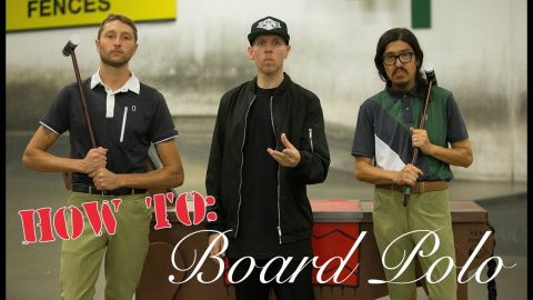 The World's Best Guide to Board Polo | The Berrics