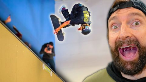 THE WORLD'S BEST VERT SKATER?! | Braille Skateboarding