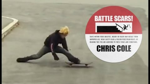 The Worst Injuries Of Chris Cole's Career | Battle Scars | The Berrics
