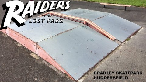 The worst skateparks in the UK - Raiders of the Lost Park 5 - Sidewalk Mag