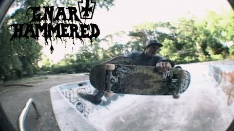 """The Wrong Way To Trip"" - Homies section - Gnarhammered Skateboards 